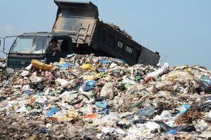 Quảng Nam: Khẩn trương xử lý rác thải ứ đọng ở bãi rác Cẩm Hà