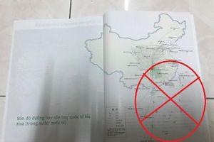 Saigontourist giải trình về quảng cáo có hình 'đường lưỡi bò', các DN lữ hành khác cũng bị nhắc nhở