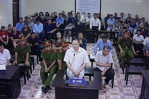 Vụ gian lận điểm thi tại Hà Giang: Các bị cáo xin giảm nhẹ hình phạt