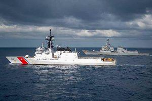 Mỹ liên tiếp tập trận trên biển Đông chỉ trong hai tháng