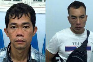 Nhóm người nước ngoài thực hiện hàng loạt vụ trộm ở Đà Nẵng