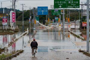 Cơ sở hạ tầng tốt nhất thế giới, Nhật vẫn mong manh trước bão Hagibis