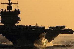 Nga đập tan cuồng vọng tàu sân bay Mỹ