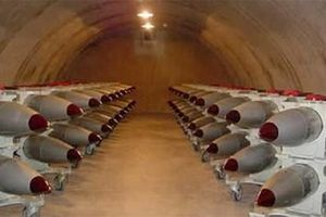 Mỹ gặp khó trong việc di chuyển vũ khí hạt nhân khỏi Thổ Nhĩ Kỳ