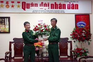 Chúc mừng báo Quân đội nhân dân nhân kỷ niệm 69 năm ra số báo đầu tiên