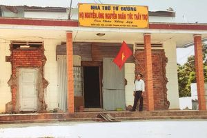 Lâm Đồng: Khuất tất quá trình xử lý nghi án chiếm nhà từ đường