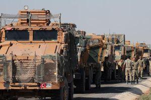 Mỹ - Thổ Nhĩ Kỳ đạt thỏa thuận ngừng bắn 120 giờ ở Syria
