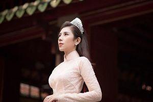 Dương Yến Nhung giới thiệu cảnh đẹp, con người Việt Nam đến Miss Tourism Queen Worldwide 2019