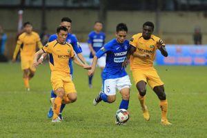 Vòng 25 V.League 2019: Cuộc chiến tranh chấp vị trí thứ ba của các đại diện miền Trung