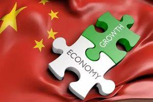 Tăng trưởng kinh tế Trung Quốc thấp kỷ lục trong gần 3 thập kỷ