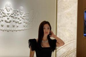 Song Hye Kyo gây tranh cãi khi dự sự kiện sau ngày mất của Sulli
