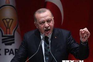 Ông Erdogan phủ nhận Thổ Nhĩ Kỳ vi phạm lệnh ngừng bắn ở Syria