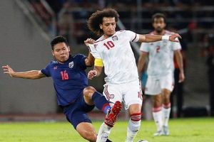 ĐTQG UAE thực sự là đối thủ đáng gờm hay chỉ là 'hổ giấy'?