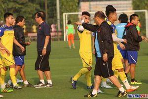 HLV Park lên kế hoạch 3 tuần mưu sự đấu UAE và Thái Lan