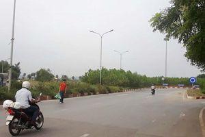 Nguy cơ tai nạn giao thông vì tầm nhìn bị che khuất