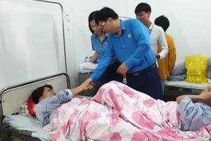 Vụ nghi ngộ độc khí tại Công ty Golden Victory: Nhiều công nhân đã ổn định sức khỏe