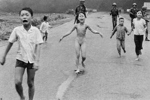 'Em bé Napalm' đứng đầu loạt bức ảnh thay đổi thế giới trong 5 thập kỷ qua