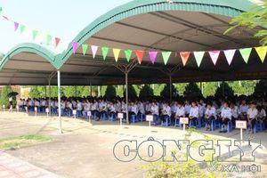 Trường THPT Minh Hòa (Yên Lập – Phú Thọ): Chất lượng giáo dục đi đôi với ý thức chấp hành luật giao thông
