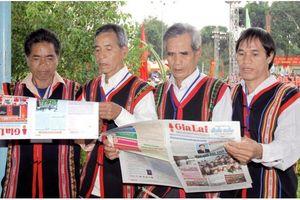 Đặc trưng trong truyền thông vùng dân tộc thiểu số Việt Nam