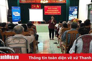 Đổi mới, tăng cường sự lãnh đạo của Đảng đối với các hội quần chúng