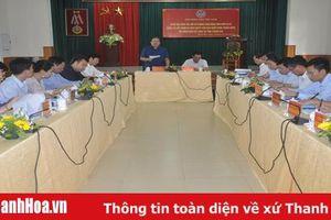 Chủ tịch Trung ương Hội Nông dân Việt Nam thăm và làm việc tại Thanh Hóa