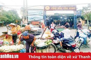 Sắp xếp, xóa bỏ các điểm kinh doanh tự phát trên địa bàn TP Thanh Hóa