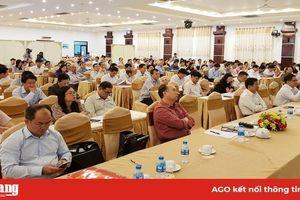 Hội nghị tập huấn về công tác thông tin đối ngoại