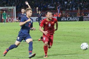 Khẳng định Việt Nam không phải đối thủ lạ lẫm nhưng HLV Akira Nishino cùng các cầu thủ lại có hành động này