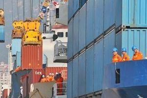 Tăng trưởng GDP Trung Quốc tụt giảm do chiến tranh thương mại
