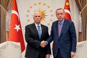 Mỹ-Thổ đạt thỏa thuận ngừng bắn ở Syria, YPG có 120 tiếng để rút lui
