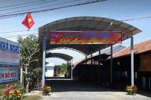 Thuê nhà nghỉ tại Bình Thuận để chơi ma túy tập thể