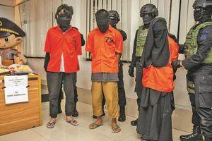 Indonesia bắt 40 kẻ nghi khủng bố trước lễ nhậm chức của Tổng thống