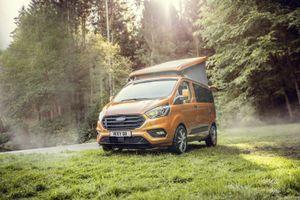 Ra mắt Ford Nugget 2020 mẫu xe dành cho những người thích cắm trại