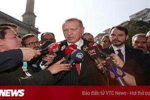 Nếu Mỹ không tuân thủ thỏa thuận, Thổ Nhĩ Kỳ dọa tiếp tục chiến dịch quân sự