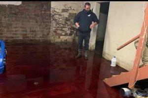 Hãi hùng cảnh một gia đình ở Mỹ bị ngập trong máu
