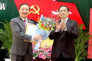 Ông Nguyễn Khắc Định nhậm chức Bí thư Tỉnh ủy Khánh Hòa