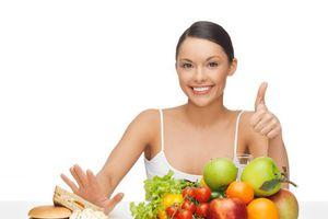 Dinh dưỡng cho làn da đẹp