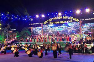 Khai mạc Ngày hội văn hóa dân tộc Thái lần thứ II, năm 2019
