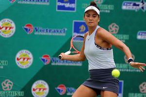 'Bông hồng lai' Alize Lim có mặt ở Giải Vô địch quốc gia
