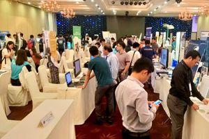 Hơn 150 startup trình diễn, giới thiệu công nghệ tại WHISE 2019