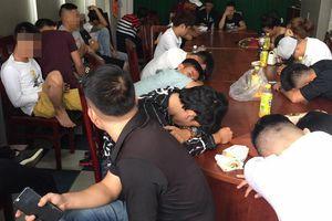 Kiểm tra quán bar Phượng Lâm phát hiện nhiều 'dân chơi' dương tính chất ma túy