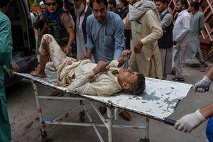 Đánh bom nhà thờ Hồi giáo ở Afghanistan, ít nhất 62 người chết