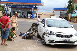 Công an Đắk Lắk nói gì về thông tin CSGT truy đuổi khiến 2 học sinh bị tai nạn?