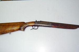 Bắt khẩn cấp nghi phạm dùng súng hoa cải bắn chết người ở Thái Bình