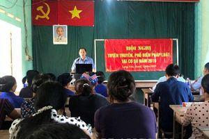Hội Luật gia huyện Bình Gia (Lạng Sơn): Điểm sáng tuyên truyền pháp luật