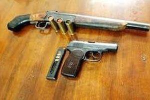 Nghi phạm dùng súng hoa cải bắn chết người ở Thái Bình đã bị bắt