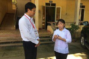 Kỳ thi đầu cũng là kỳ thi cuối của thứ trưởng Lê Hải An
