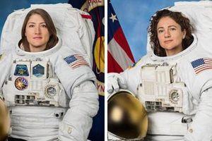 2 nữ du hành gia có chuyến đi làm nên lịch sử ngoài không gian