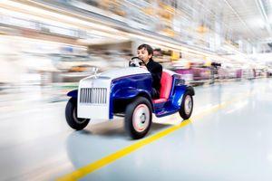 Chiêm ngưỡng chiếc Rolls-Royce nhỏ nhất trong lịch sử