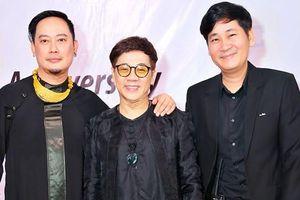 Vợ sắp sinh con, đạo diễn Lê Minh vẫn 'chơi lớn' cùng NTK Võ Việt Chung